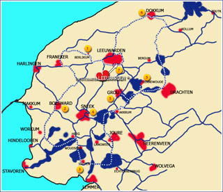 Download Detailkaarten Frieslandroute